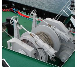 HYDRAULIC TOWING WINCH